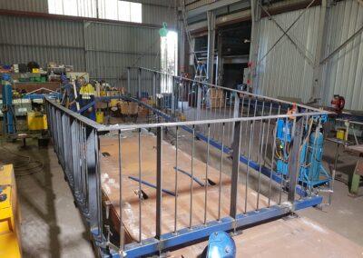 Balustrade Construction